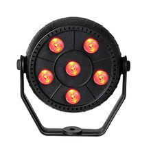 PL-99S 6PCS*1.5W RGB 3 from  Guangzhou Xinyu Stage Lighting Installation Factory