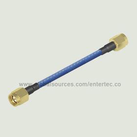 Semi Rigid SMA Cable from  EnterTec Technology Inc.