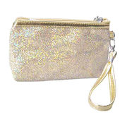 Toiletry Bags Sequins Luxury Cosmetic Bags Organiz from  HK Yida Accessories Co. Ltd