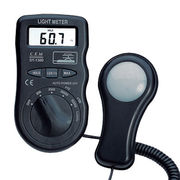 LUX Light Meter Calibrated to Standard from  Shenzhen Everbest Machinery Industry Co. Ltd