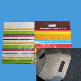 Die-cut Handle Bags from  Everfaith International (Shanghai) Co. Ltd