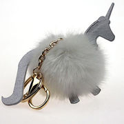 Delicate Unicorn Plush Keychains from  Chanch Accessories International Co. Ltd