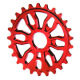 Fully CNC-machined 7075 T6 Aluminum Sprocket from Taiwan