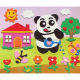 Decoration EVA foam stickers from China (mainland)