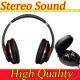 Studio Headphones Noise Cancelling Feature 2012 earphones headset Manufacturers