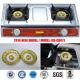 2014 New Model 2 Burner S/S Gas Burner Manufacturers