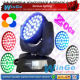 WG-G1020 36*15W RGBWA LED Zoom +wash + beam Moving Head stage lighting / stage zoom + beam + wash Manufacturers