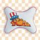 Cross-stitch kits---Pillow series** Proudly Garfield** Manufacturers