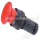 hot selling industrial waterproof plastic emergency push button switch SB7-CC45 Manufacturers