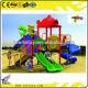 Plastic Outdoor Playground Equipment Manufacturers