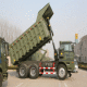 SINOTRUK HOVA Mining Dump Truck / Mining Tipper Manufacturers