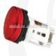 LED neon bulb industrial waterproof plastic push-button/push button switch SB7-EV64 Manufacturers