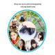 Universal circle clip fish eye lens mobile camera Manufacturers