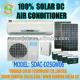 100% DC air conditioner Manufacturers