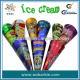 aluminium-foil ice cream cone sleeve cups 1.Coate Manufacturers