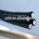 ABC cable 4*35 aerial bundle aluminum cable xlpe Manufacturers