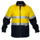 Hi-Vis Waterproof Bomber Shell Protective Workwear Jacket Manufacturers