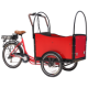 Germany hot sale cargo electric bike Manufacturers