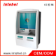 Wall Touch Screen Self Service Terminal Kiosk Manufacturers