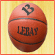Leather cover 8 lamintated butyl bladder basketball Manufacturers