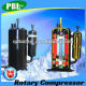 Teco Air Conditioning Hermetic Rotary Compressor 24k R22 208~230v / 60hz K2-c340gete-h Manufacturers