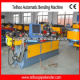 CNC control hydraulic metal tubing bender machine Automatic feed and angle rotation Manufacturers