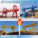 China Brand Electric Double Girder Gantry Crane Manufacturers