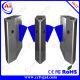 Goldantell A quality flap barrier gate&Full automatic flap barrier gate&fast pass speed gate Manufacturers