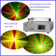 DMX red and green and yellow color laser show projector Manufacturers