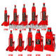 4x4/4wd/offroad 3-4T Hydraulic squat bottle jack/ Manufacturers