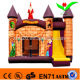 Customized 2-in 1 ultimate wizard combo inflatabl Manufacturers