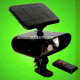 Solar Remote Control Plastic Light Manufacturers