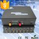 16 channels bnc to fiber video converter Manufacturers