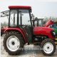 HOT SALE!!! 55hp 4wd tractor China make wheel tra Manufacturers