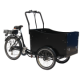 bakfiets 3 wheel electric cargo bike Manufacturers