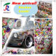 Jeerui 2014 most vinyl sticker bombfor car wrap Wirh Air free bubble Removable, Stretchable vinyl Manufacturers